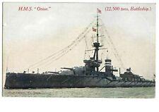 HMS  ORION - RNDREADNOUGHT