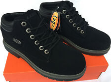 Lugz MMNSD 069 Monster Mid Ankle Synthetic Slip Resistant Boots Shoes Men's 9.5