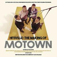 Hitsville The Making Of Motown - The Supremes [CD] Sent Sameday*