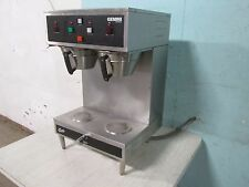 Curtis Gem12 Commercial Heavy Duty Dual Coffee Brewer Withhot Water Spigot