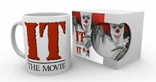 IT PENNYWISE CLOWN 1990 STEPHEN KING MUG NEW GIFT BOXED 100% OFFICIAL MERCH