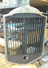 1930-31 Packard Grille Shell And Grille