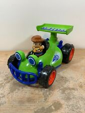 Little People Disney Pixar Toy Story Woody and Talking RC Car