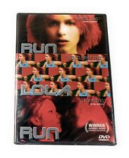 Run Lola Run (Dvd) Brand New, Factory Sealed, 1999, Original in German
