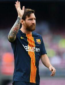 NIKE MEN FC Barcelona Pre-Match Training Jersey 894323-411
