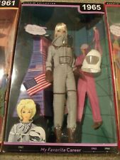 1965 ASTRONAUT MY FAVORITE CAREER BARBIE 2009 REPRODUCTION