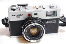"""RARE"" [EXC.+++] Ricoh Elnica 35 Rangefinder Camera/48mm f1.8 Lens ""FULLY WORKS"""