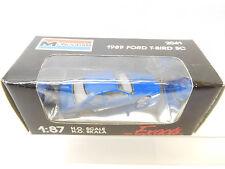 eso-3988Monogram 1:87 Ford T-Bird SC blau sehr guter Zustand