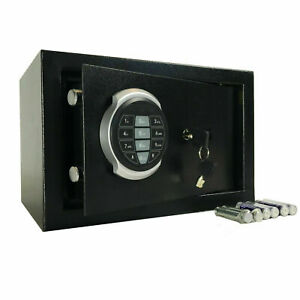 Safe Large Digital High Security Electronic Steel Home Cash Rated** Safety Box