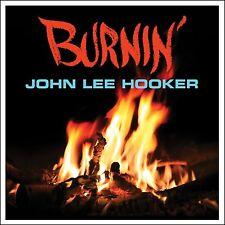 John Lee Hooker BURNIN' 180g JLH Not Now Music NEW SEALED VINYL RECORD LP