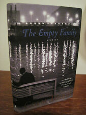 1st/1st Printing THE EMPTY FAMILY Colm Toibin STORIES Modern IRISH Booker Prize