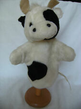 IKEA soft toy cow Puppet 11""