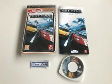 Test Drive Unlimited - Essentials - Sony PSP - PAL FR - Avec Notice