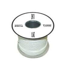 Time Heat- Resistant Flexible Cable 3093Y 3- Core 1mm² x 50m White