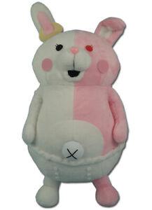 *Legit* Danganronpa Authentic Anime Plush Toy Doll Stuffed Bear Monomi #53544