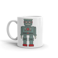 Robot High Quality 10oz Coffee Tea Mug #9014