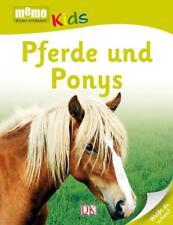 Memo Kids. Pferde und Ponys von Caroline Stamps (2014, Gebundene Ausgabe)