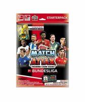 Topps Match Attax 2019/2020 Starterpack Sammelmappe + limitierte Auflage 19/20