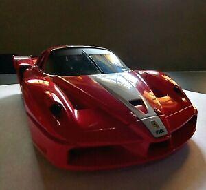 Hot Wheels Ferrari Enzo FXX Red 1/18 Limited Edition. No Box