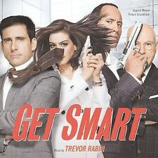 FREE US SHIP. on ANY 2 CDs! USED,MINT CD : Get Smart Soundtrack