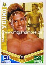 Slam ATTAX Mayhem #136 Darren Young