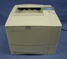 HP Laserjet 4050 New Toner 72MB 17PPM 1200DPI Postscript Network Laser Printer
