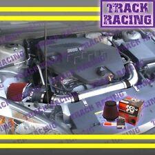 2006 2007-2009 CHEVY MALIBU/PONTAIC G6 3.9L V6 FULL AIR INTAKE KIT+K&N Black Red