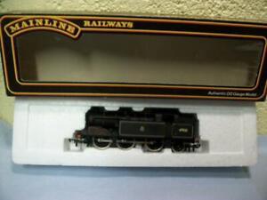N2 Class 0-6-2t Steam Loco 69531 BR Black Mainline No 954155 '00' Boxed 1980's