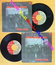LP 45 7'' ZEBRA CROSSING We're going places Yours truly 1978 italy no cd mc dvd