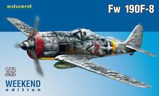 Eduard 1/72 Model Kit 7440 Focke-Wulf Fw-190F-8 Weekend Edition