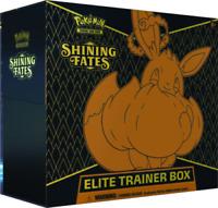 Pokemon Shining Fates Elite Trainer Box Eevee VMax PRE-ORDER 2/19 All Guaranteed
