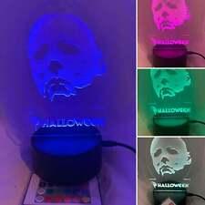 Michael Myers Night Light Halloween Desk Light
