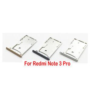 Micro SIM Card Tray Slot Holder For xiaomi Redmi Note 3/ Redmi Note 3 Pro