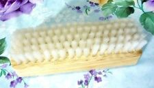 New Wooden Brush Soft Cleaning Clothes Handle Wood Bristle White Eastman Brand