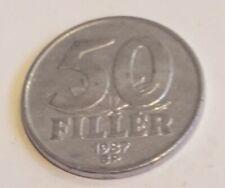 50 FILLER 1987 HUNGRIA