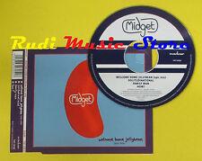CD Singolo MIDGET Welcome Home Jellybean RADARSCOPE 1997 no lp mc dvd (S15)