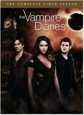 The Vampire Diaries: The Complete Sixth Season [New DVD] UV/HD Digital Copy