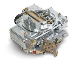HOLLEY Performance Carburetor 600CFM 4160 Series P/N - 0-80457S