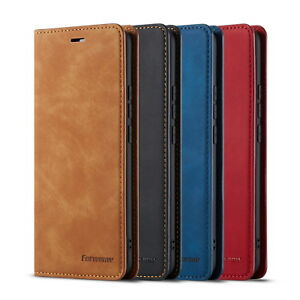 For Huawei Mate 20 Pro P20 30 Lite Leather Stand Wallet Magnetic Flip Case Cover