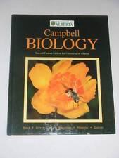 Campbell BIOLOGY 9e Reece Urry 2nd Custom Edition for University of Alberta NEW