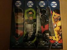 Mattel DC Multiverse Batman Beyond Lantern Superman Kid Flash  Lobo C&C NEW SET