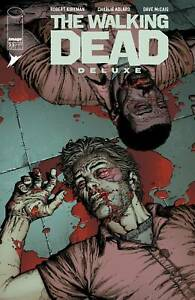 The Walking Dead Deluxe #1-23 | Select A B C D E Covers | Image Comics 2021 NM