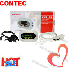 FDA approved Multi-function electronic stethoscope ECG spo2 probe,pulse rate,CE