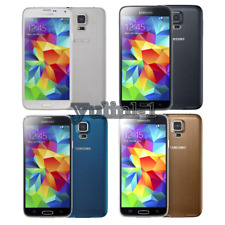 Samsung Galaxy S5 G900A AT&T 16GB GSM Factory Unlocked Android 4G LTE Smartphone