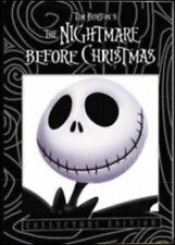 THE NIGHTMARE BEFORE CHRISTMAS  2DVD    ANIMAZIONE