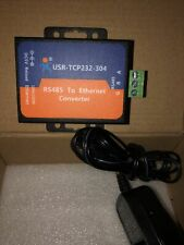 1Pc Rs485 Serial to Ethernet Converter, Usr-Tcp232-304