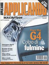 APPLICANDO LA RIVISTA PER MACINTOSH APPLE n.167 OTTOBRE 1999