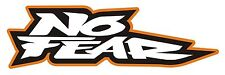 No Fear Sticker Decal Graphic Vinyl Label V3