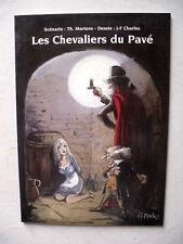 RARE MARTENS J-F CHARLES LES CHEVALIERS DU PAVE AVEC EX LIBRIS SIG ETAT NEUF