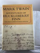 The Adventures of Huckleberry Finn by Mark Twain Comprehensive Edition